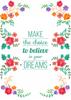 Floral Quotes - Term 1