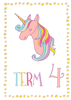 Unicorn 1 - Term 4