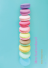 Front Cover - Macaroons