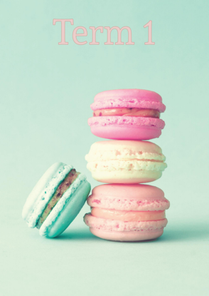 Macaroons - Term 1
