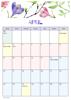 FloralCalendar - April