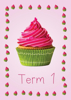 Term Title Page - Cup Cakes 1