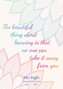 Front Cover - Beautiful Thing