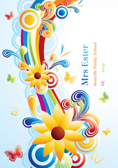 Front Cover - Summer Burst