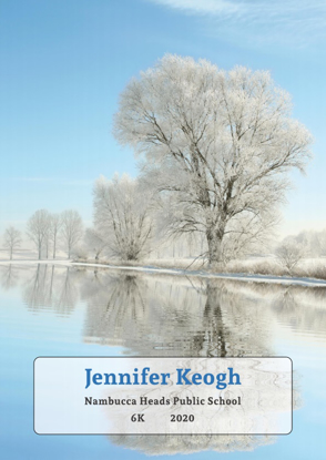 Winter Trees - Front Cover