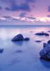 Ocean Sunset - Back Cover