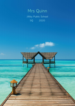 Ocean Jetty - Front Cover