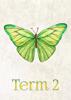 Watercolour Butterflies - Term 2
