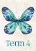 Watercolour Butterflies - Term 4