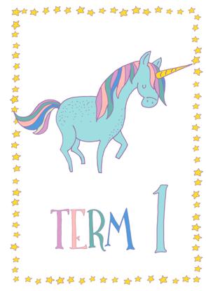 Unicorn 1 - Term 1